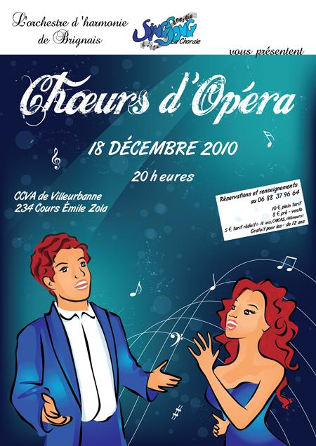 So'Fictif - Sophie Groleau - Choeurs d'opéra