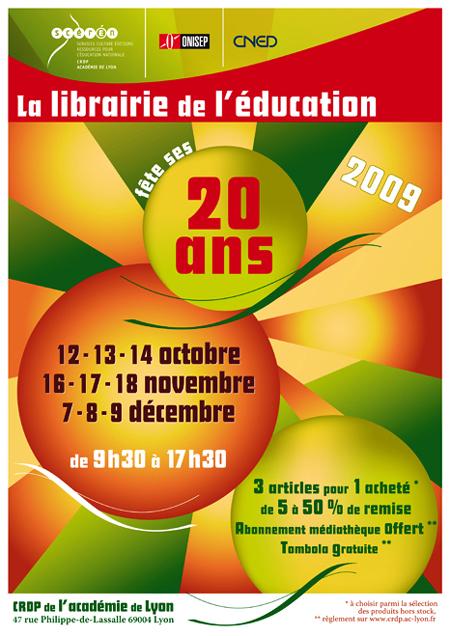 So'Fictif - Sophie Groleau - La librairie de l'éducation fête ses 20 ans