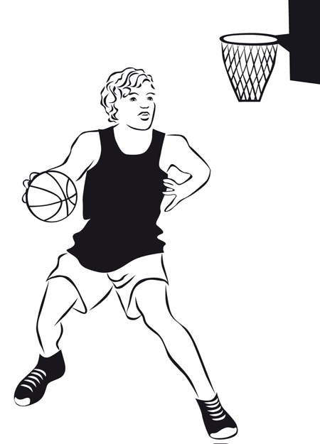 So'Fictif - Sophie Groleau - Basket
