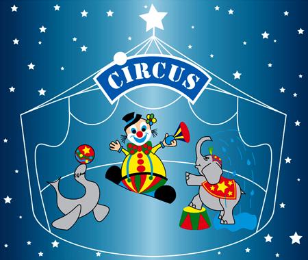 So'Fictif - Sophie Groleau - Circus