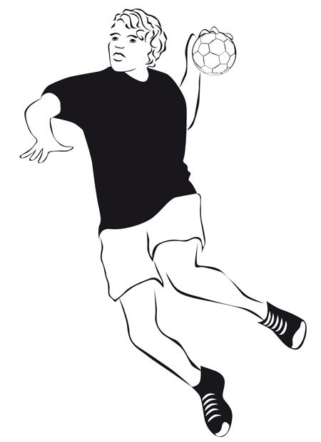 So'Fictif - Sophie Groleau - Handball