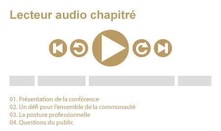 So'Fictif - Sophie Groleau - Lecteur audio chapitré