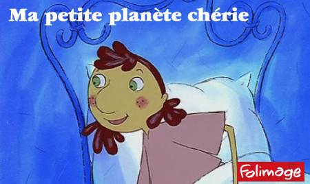 So'Fictif - Sophie Groleau - Ma petite planète chérie