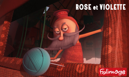 So'Fictif - Sophie Groleau - Rose et Violette