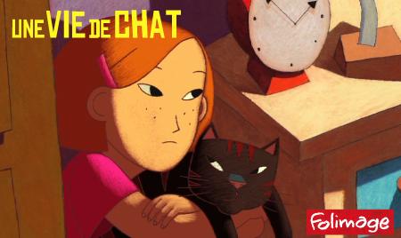 So'Fictif - Sophie Groleau - Une vie de chat